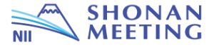 Shonan Meeting Logo
